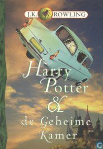 J.K.Rowling, Harry Potter en de Geheime Kamer